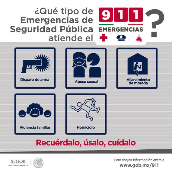 Tel fonos de emergencia en chicoloapan portal de for Ministerio de seguridad telefonos internos